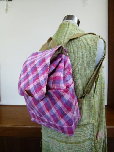 さをり 色々なデザインバッグ
